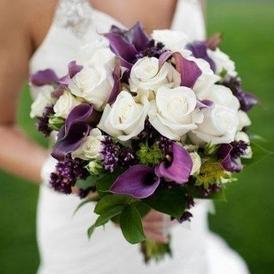 свадебные букеты невесты, фото