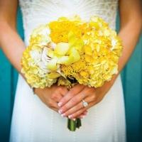 Свадебный желтые букет в августе, международная доставка цветов екатеринбург жарден