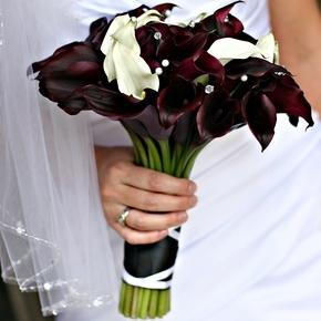 Заказать букет невесты из фрезии и каллы, розы с доставкой цветы ру