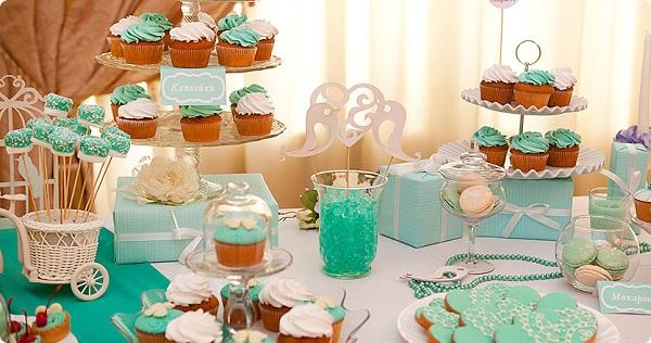 Сладости для сладкого стола своими руками