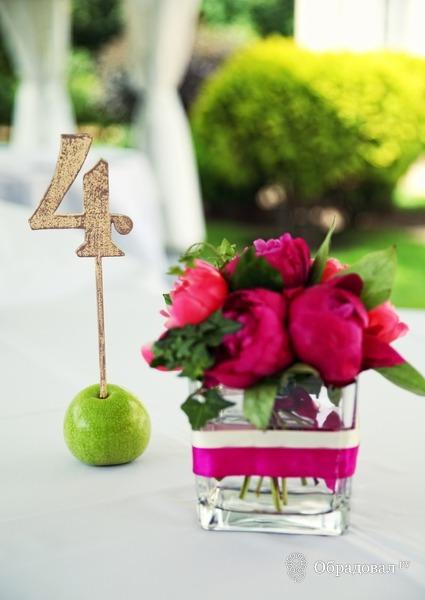 Пионовая свадьба - фото 7