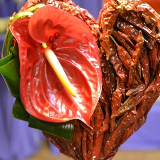 Мастер-класс ко Дню святого Валентина «Мексиканские страсти»