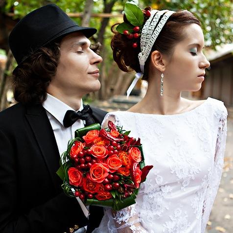 Wedding Saloon :: Эксклюзивный свадебный букет - Свадебные платья