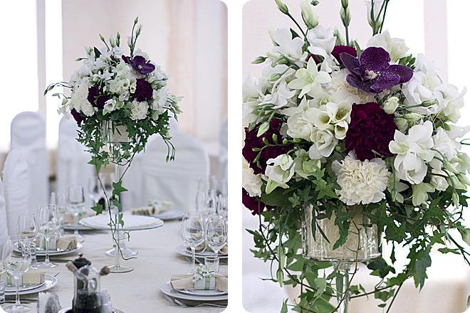 Оформление свадеб цветами фото